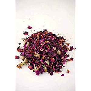Wayhome Fair Dried Rosebuds & Petals 1lb - Excellent Home Decor - Indoor & Outdoor 22