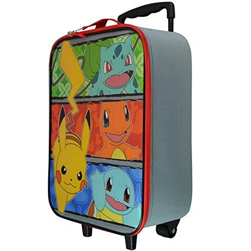 Pokemon and Friends Pilot Case, Multi