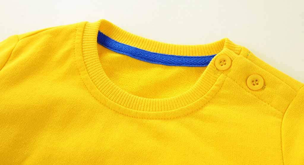 Amazon.com : Kariwell Baby Sweatshirt, Toddler Baby Boy Girl ...