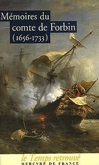 Mémoires du comte de Forbin (1656-1733) par Micheline Cuénin