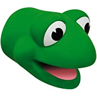 Mommy's Helper Faucet Cover Froggie Collection, Green, 6-48 Months