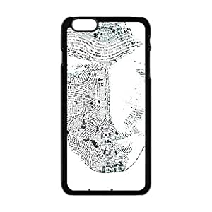 Nine inch nails man face Cell Phone Case for iPhone plus 6