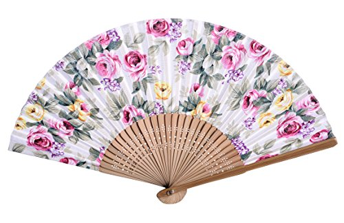 Salutto Hand Fan with