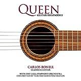 Carlos Bonell plays Queen Guitar Rhapsodies