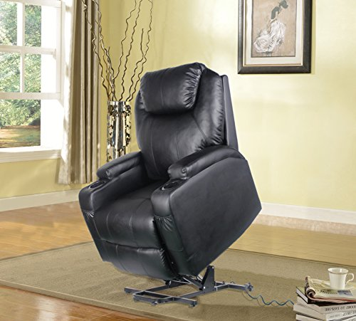 Eternity Home Power Massage Lift Chair with Heated Function