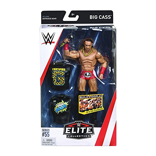 WWE Elite Collection Series # 55 Big Cass Action Figure