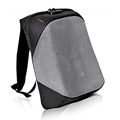 381102a55ede 80%OFF Korin Design ClickPack Pro - Anti-theft BackPack Laptop Bag ...