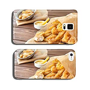 Fish and chips fast food cell phone cover case iPhone5