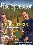 Wine Spectator Magazine June 2014[ Has Brad Pitt on Cover}