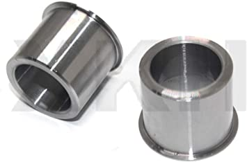 HARLEY DAVIDSON WHEEL AXLE REDUCERS FROM 25mm TO 3//4 INCH *TIME SAVER*