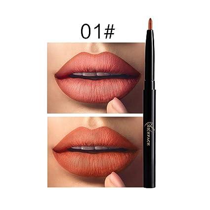 doppio coupon tra qualche giorno vendita calda reale Matite per labbra,Matita per il trucco 12 colori Matita per il ...