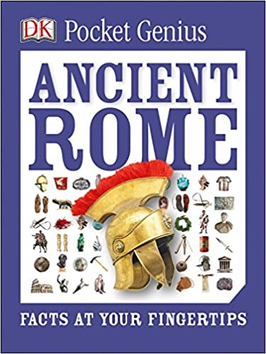 Facts at Your Fingertips Ancient Rome Pocket Genius
