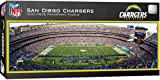 Master Pieces NFL San Diego Chargers Panoramic Stadium Puzzle (1000-Piece)