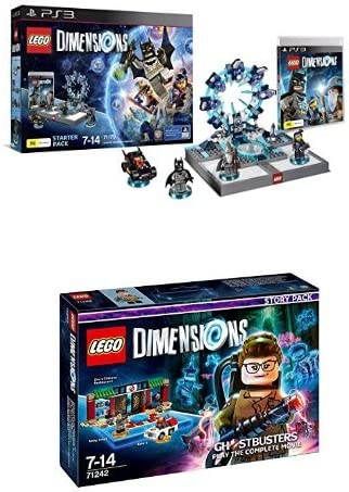 LEGO - Starter Pack Dimensions (PS4) + LEGO Dimensions: Nuevo ...