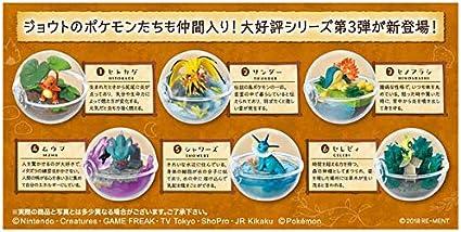 Pokemon Terrarium Collection 3 MISDREAVUS by RE-MENT USA Fast Ship!