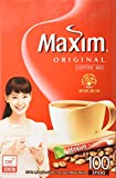 maxim coffee - Maxim Original Coffee 100sticks