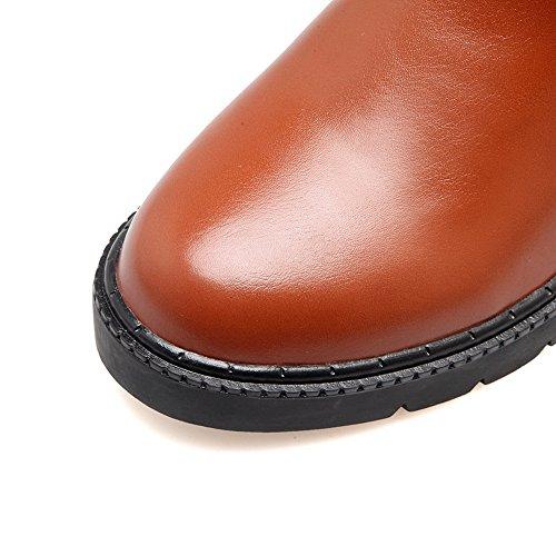 1TO9 1TO9Mns02526 - Sandalias con Cuña Mujer marrón