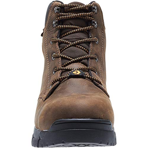Wolverine Men's Mauler LX Composite Toe Waterproof Work Boot, Brown, 13 3E US by Wolverine (Image #4)