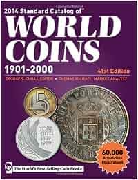 2014 Standard Catalog of World Coins - 1901-2000 - 41st