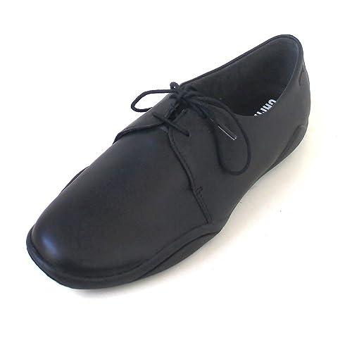 CAMPER - zapatos con cordones Mujer , color negro, talla 36 EU: Amazon.es: Zapatos y complementos