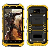 """Ip68 Waterproof 4.3"""" Outdoor Military Quadcore Cellphone Rugged Unlocked Dual SIM 8m Camera Mobile Phone A9"""