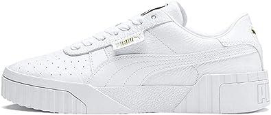 PUMA Women's Low-Top Sneakers, White