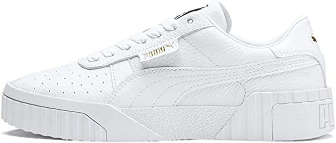 PUMA Cali Trainers White