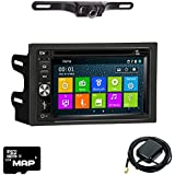 Otto Navi DVD GPS Navigation Multimedia Radio and Dash Kit for Volkswagen 1999-2006 Universal with Back up camera and extra