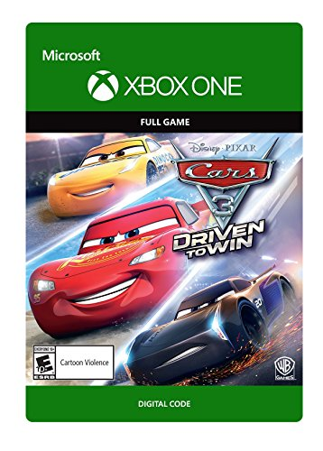 cars 3 driven to win xbox one digital code. Black Bedroom Furniture Sets. Home Design Ideas