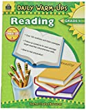 Teacher Created Resources 3490 Daily Warm-Ups Book, Reading, Grade 4