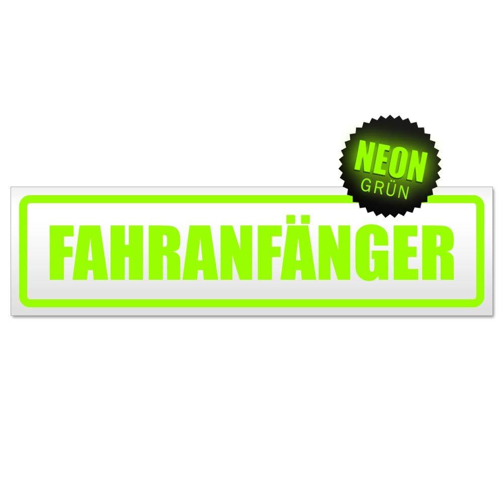 Kiwistar Fahranf/änger Magnetschild Schild magnetisch