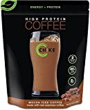 Chike Nutrition High Protein Coffee Mocha Iced Coffee 14 Servings, 16.3 Ounces