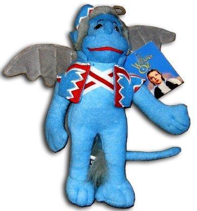 (The Wizard of Oz Flying Monkey Plush 9