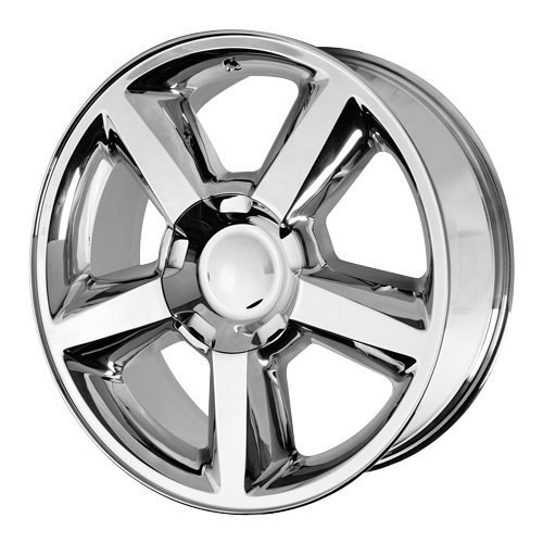 """OE Performance 131C Wheel with Chrome Finish (20x8.5""""/6x5.5"""", +31mm Offset)"""