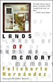 Front cover for the book Lands of Memory by Felisberto Hernández