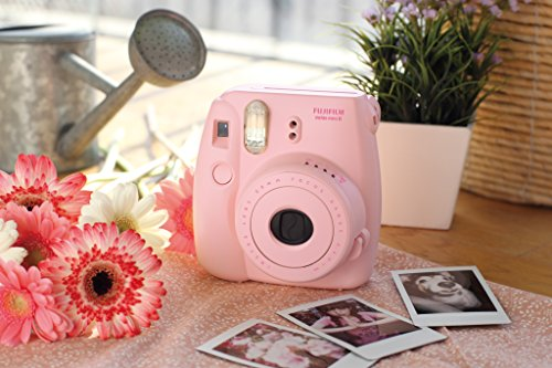 Fujifilm Instax Mini 8 Instant Camera (Pink) (Discontinued by ...