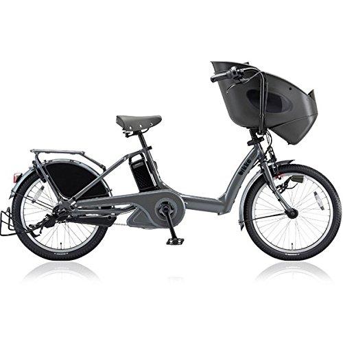 ブリヂストン(BRIDGESTONE) ビッケポーラー BP0D38 20インチ 電動アシスト自転車 専用充電器付 B076495FQ5 E.XBKターククレー E.XBKターククレー