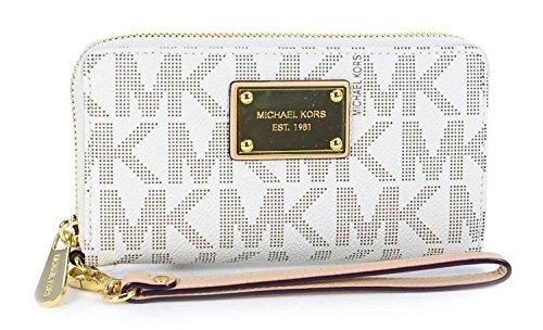 Michael Kors Wristlet Signature Vanilla product image