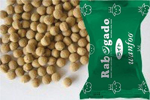ワンフー ラブガド ライト/肥満傾向 総合栄養食 6kg(200g×30袋) B0768BLFYN  1kg(200g×5袋) 1kg(200g×5袋)