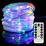String Lights,33ft 100LEDs Waterproof Connectable copper USB String - Best Reviews Guide