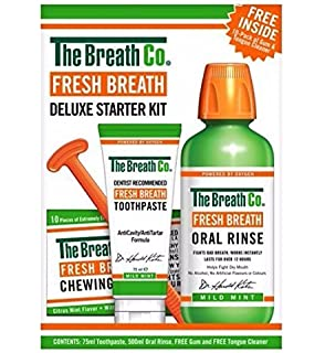 The Breath Co Fresco Respiración Deluxe Starter Kit