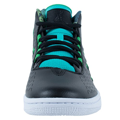 Jordan Mens Illusion Sneaker Noir - Chaussures / Baskets 10