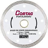 Disco Diamantado Porcelanato Cortag Branco
