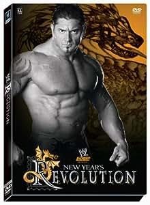 WWE: New Year's Revolution 2005