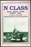 img - for N Class: The Story of H.M.A. Ships Nizam, Nestor, Napier, Norman and Nepal book / textbook / text book