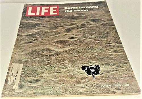 Life Magazine-  June 6, 1969  - Barnstorming The Moon Cover Story