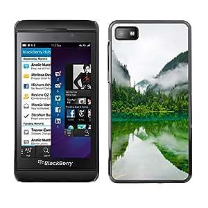 Paccase / SLIM PC / Aliminium Casa Carcasa Funda Case Cover - Jiuzhaigou Sichuan China - Blackberry Z10