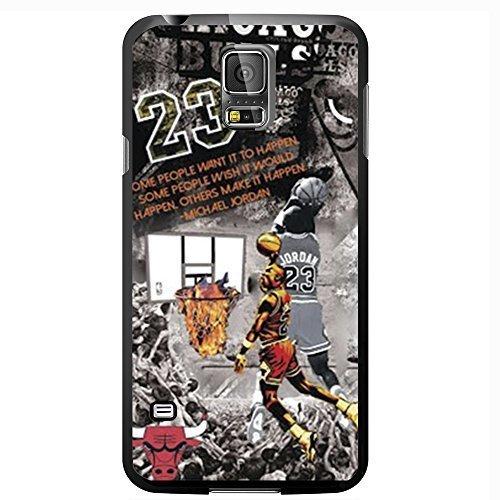 Basketball Legend #23 Collage Fan Art Hard