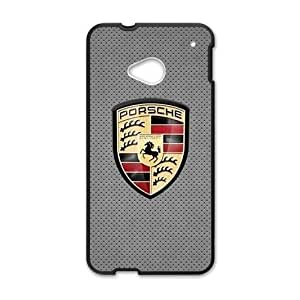 Happy Porsche sign fashion cell phone case for HTC One M7