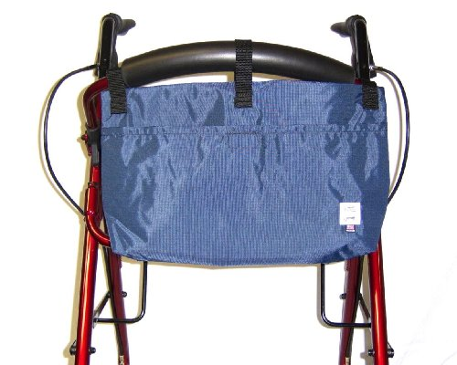 Handi Pockets 2a4nb Storage Accessory Walker, Nylon, Navy Blue by Handi Pockets